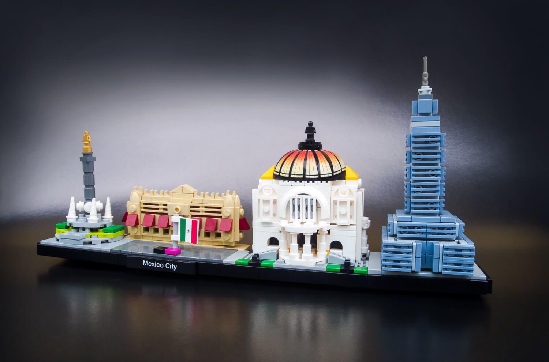 Ciudad de Mxico podra ser un LEGO oficial y la 1era Ciudad Latinoamericana con 10 000 votos  Notas de prensa