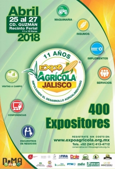 La biotecnología de Symborg en Expoagrícola Jalisco 2018
