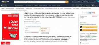 Lanzamiento mundial del libro '¿Quién tiene mi dinero?' del autor y experto internacional en Neuroventas Manuel Quiñones