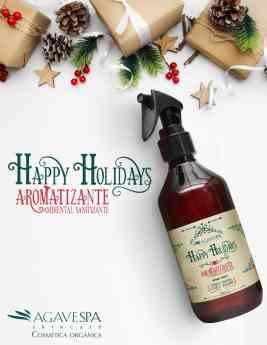 Los aromas de la Navidad llegan a AgaveSpa con su Aromatizante Ambiental Sanitizante