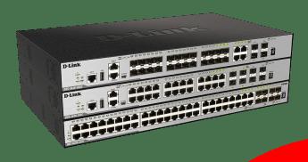 D-Link estrena tope de gama en Switches Gigabit Gestionables con la serie DGS-3630 Layer 3 xStack
