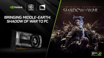 A, Monolith Productions y Warner Bros. Interactive Entertainment unen sus fuerzas en Middle-earth: Shadow of War para PC