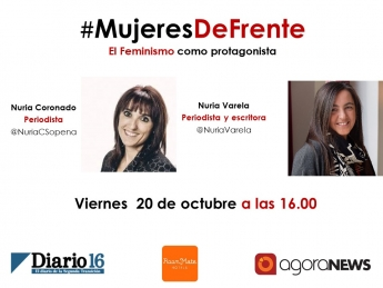 Nace #MujeresDeFrente, el programa de entrevistas online a las grandes feministas de nuestro país
