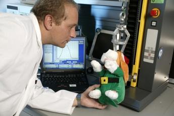 Un 34% de las alertas de peligro en productos no alimenticios en España corresponden a juguetes