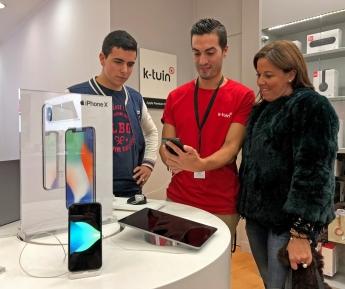 Apple se suma al Black Friday a través de sus tiendas K-tuin