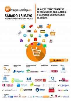 Málaga se prepara para recibir el mayor ecommerce, social media y marketing digital del sur de Europa