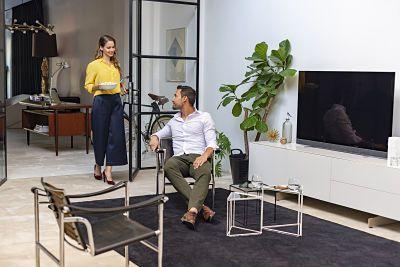 Philips TV ayuda a elegir entre las herederas de Juego de Tronos