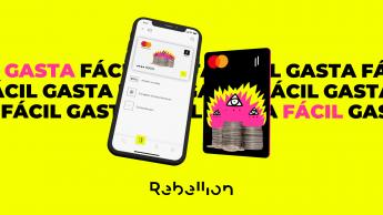 Rebellion Pay, el neobanco que seduce a la generación Z