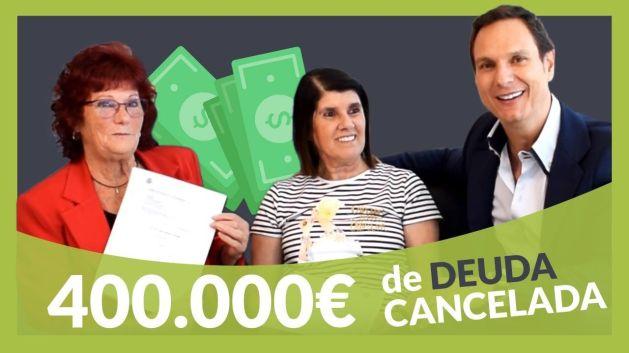 Repara tu deuda Abogados cancela 180.383 ? a un matrimonio de Madrid con la Ley de Segunda Oportunidad