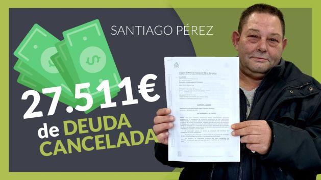 Repara tu deuda Abogados cancela 22.000 ?  a un vecino de Barcelona con la Ley de Segunda Oportunidad
