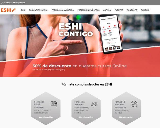 ESHI se vuelca en el entorno digital para apoyar a los profesionales del sector de fitness