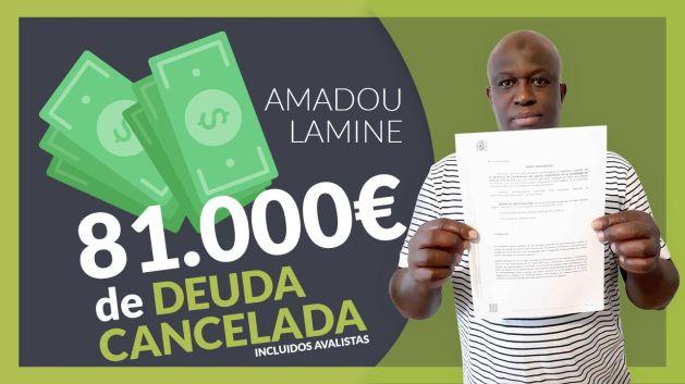 Repara tu Deuda abogados cancela al avalista de 81.000 eur en Terrassa con la ley de la segunda oportunidad