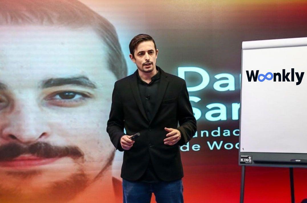 Woonkly, la startup de emprendedores españoles patrocina el congreso de Blockchain más prestigioso de Dubai 1