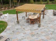 Concrete Patio - Patio Ideas, Backyard Designs and Photos ...