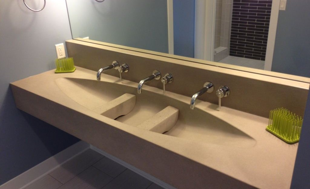Concrete Sinks and Vessels  The Concrete Network