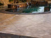 Scored Concrete Floors and Patios - The Concrete Network