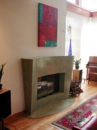 Brick fireplace mantel (craigslist vent free gas ...