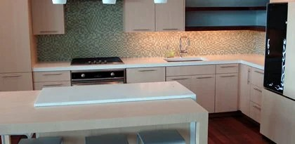 cement kitchen sink professional faucet concrete countertop color options and samples - the ...