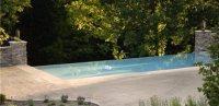 Colored Concrete Pool Decks