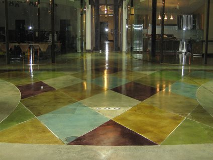 Polished Concrete Floor Cost  Not Expensive  Ecomonical  The Concrete Network