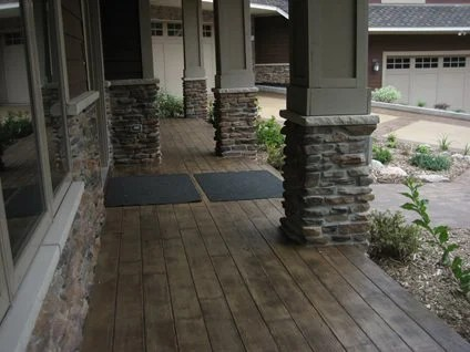 Front Porch Designs  Ways to Transform a Front Porch  The Concrete Network