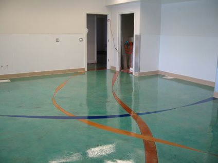 Church Floor Designs The Concrete Network