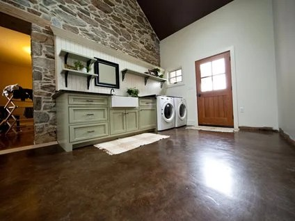 Stained Concrete Price Concrete Staining Cost And Price