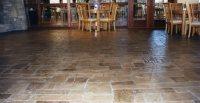 Restaurant Floors  Enhancing Concrete Floors in ...