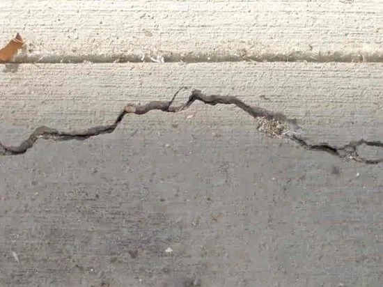 cracked concrete why does concrete