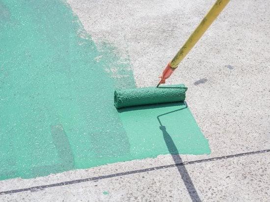 painting concrete best concrete paint