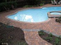 Concrete Paver Pool Decks - The Concrete Network