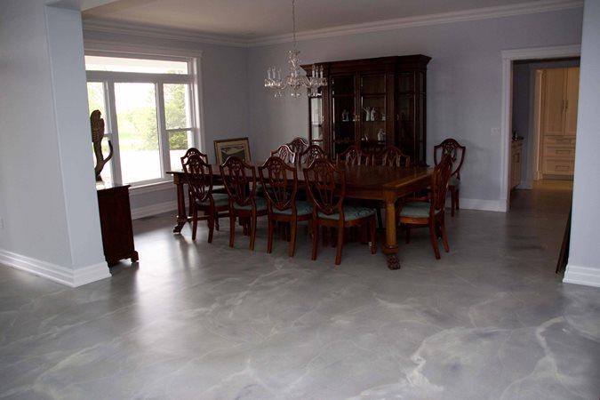 Photo Gallery  Concrete Floors  Strathroy ON  The