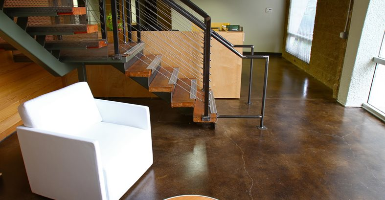 Concrete Office Flooring  The Concrete Network