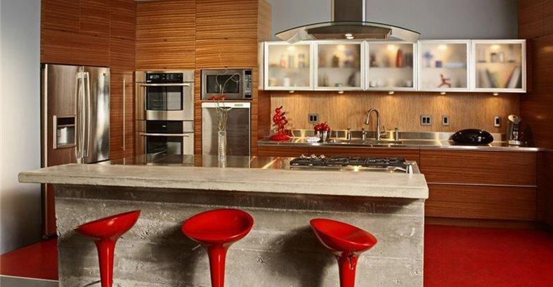 Bar Countertops  The Concrete Network