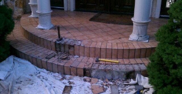 Concrete Walkway Cost  The Concrete Network
