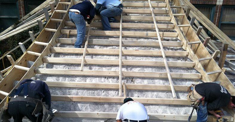 Restored Concrete Stairway  The Concrete Network