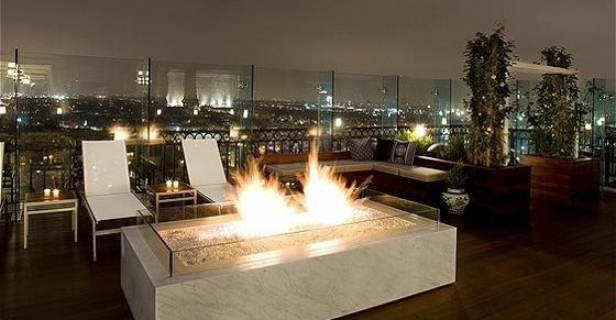 Fire Pit Safety  The Concrete Network