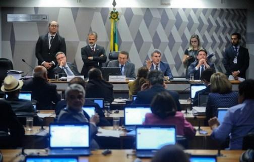 Resultado de imagem para CCJ do Senado aprova mudança na escolha dos ministros do Supremo