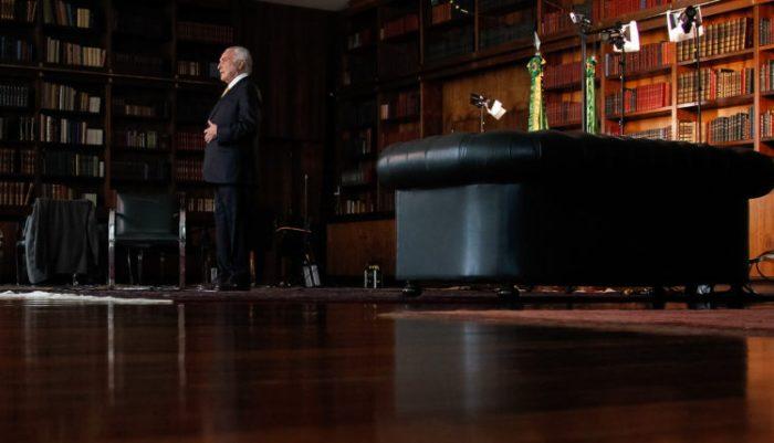 Michel Temer isolado em ano eleitoral