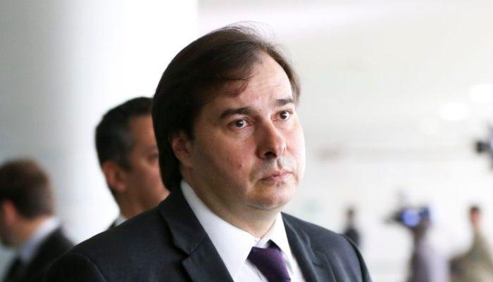 Rodrigo.Atual presidente da Câmara dos Deputados recebe apoio do PPS para disputar reeleição