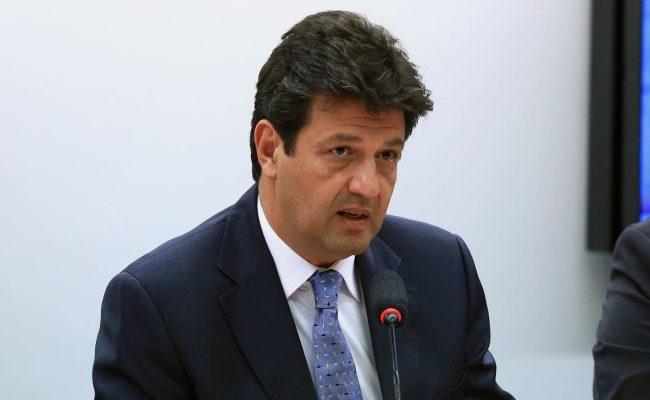 Deputado Luiz Henrique Mandetta Será Ministro Da Saúde