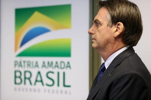 Bolsonaro Marcos Correa PR