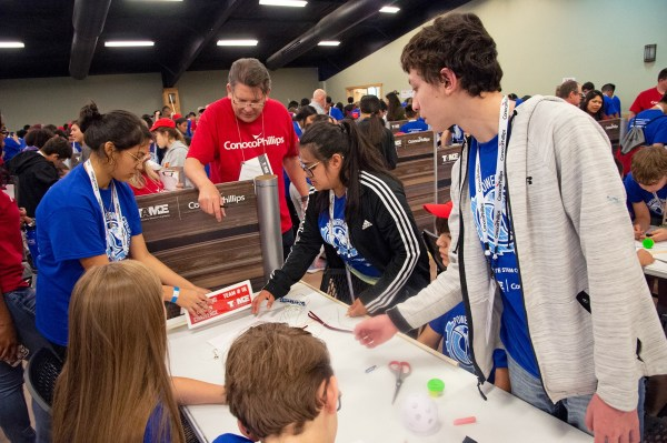 Conocophillips And Tame Advancing Stem Education
