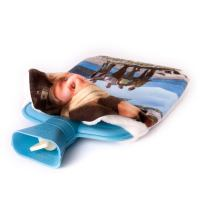 Personalized Hot Water Bottle Covers. Hot Water Bottle Cozy