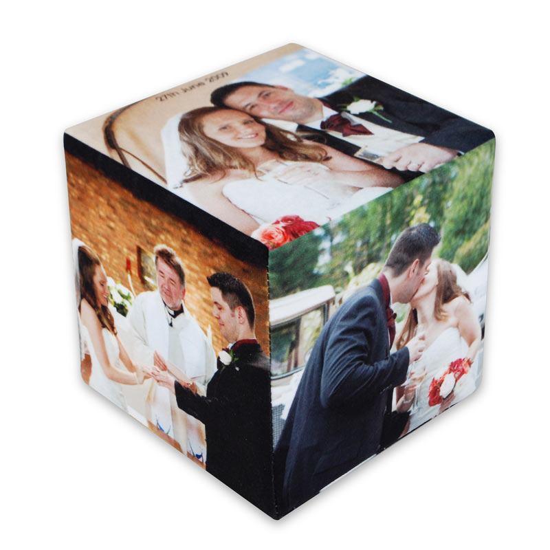 Foto cubo in spugna  Foto Regali Originali