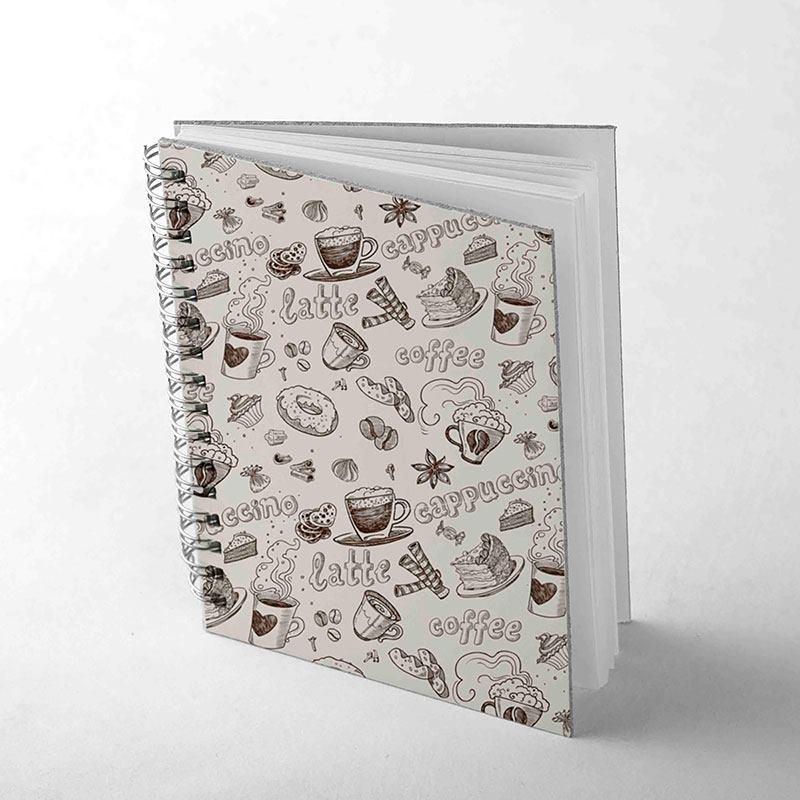 Quaderni Ad Anelli Personalizzati Quaderni A Spirale Con Foto