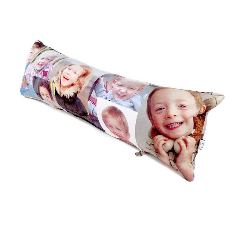 Cuscino Lungo Personalizzato Stampato Con Le Tue Foto
