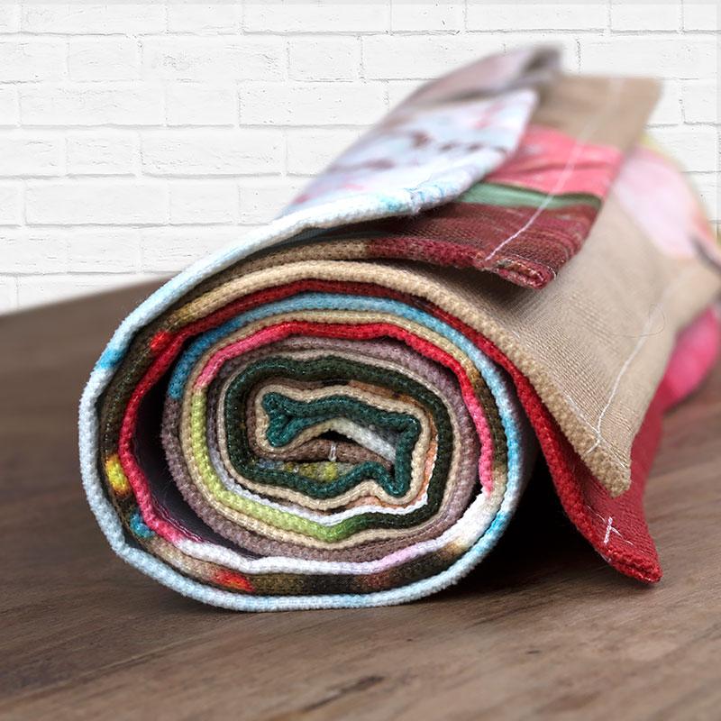 Set de table personnalis en tissu  Sets de table en tissu