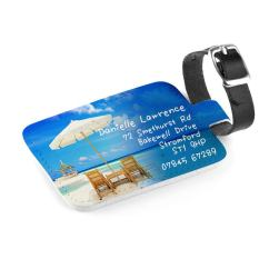 Personalized Camping Chairs Black Chair Covers Bulk Custom Leather Luggage Tags |