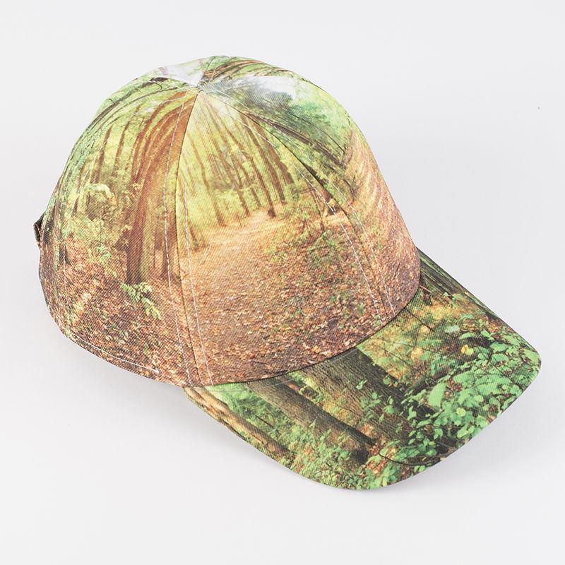 personalised baseball caps design